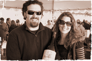 Sarah and Blair Fox - Award Winning Santa Barbara Winemaker