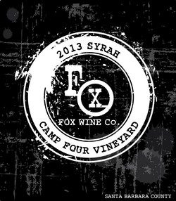 2013 Syrah Camp4 Vineyard